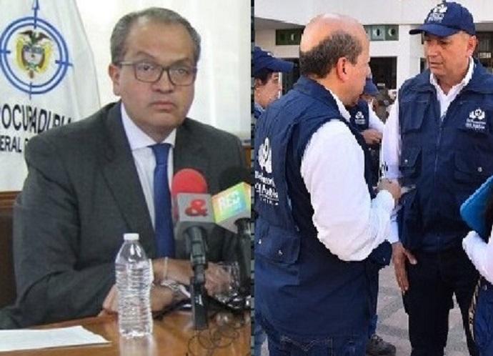 COMIENDO CALLAOS: Santos también antes de irse firmó decreto de alzas exageradas de sueldos y bonificaciones extraordinarias a funcionarios de Procuraduría y Defensoría del Pueblo