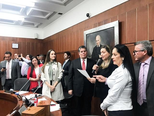 Cienaguero y primíparo en el Congreso, Antonio Zabaraín, elegido presidente de la Comisión VI del Senado