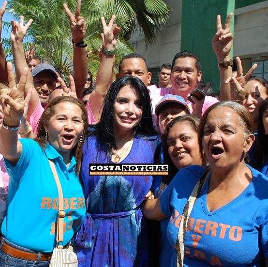 Consejo de Estado decretó la pérdida de investidura para Aida Merlano como Senadora de la República