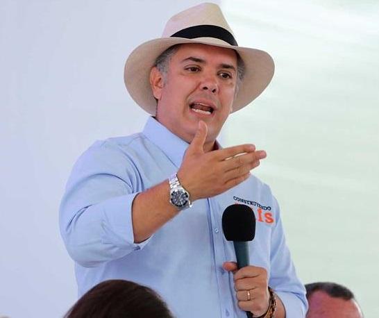 De infame y cobarde calificó el Presidente Duque el secuestro de una menor de edad en el Chocó por parte del ELN