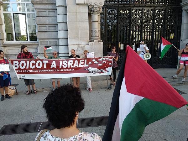 Duque le mantuvo a palabra a Santos sobre el reconocimiento de Palestina como estado