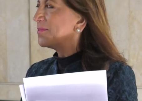 Secretaria General de la JEP, Martha Lucía Zamora, sería según el extenso prontuario que denuncian sus víctimas un peligro ambulante para la sociedad y el sistema de Justicia