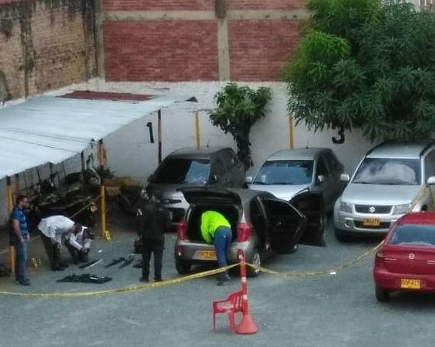 Hallan armas y explosivos con los que al parecer pretendían atentar contra la gobernadora del Valle, Dilian Francisca Toro
