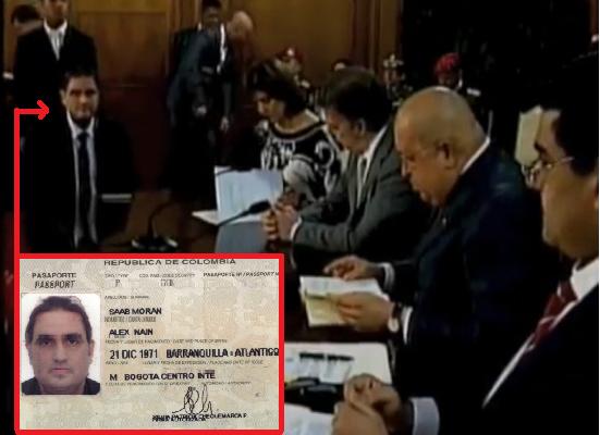 Capturan al contador y al revisor fiscal de los negocios del empresario barranquillero Alex Saab, relacionado con el régimen de Nicolás Maduro