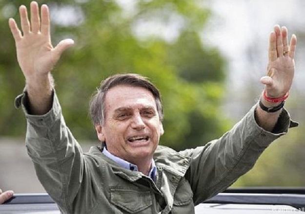 Brasil gira a la derecha con Jair Bolsonaro: Defensor de la familia, de los valores Cristianos y de la libertad. Recuperará el respeto internacional para su país