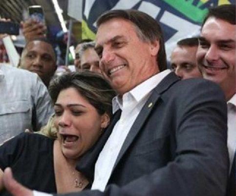 En Brasil Jair Bolsonaro en categórica derrota dobla al candidato del preso por corrupción Lula Da Silva. Se verán en segunda vuelta el 28 de octubre