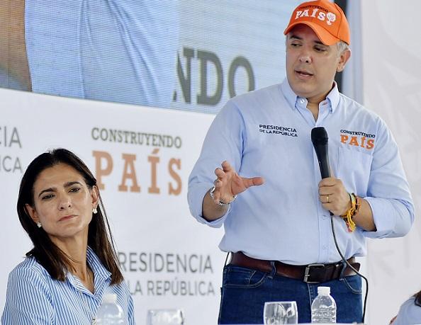 En su taller Construyendo País el presidente Iván Duque se hizo 30 compromisos con el departamento del Atlántico