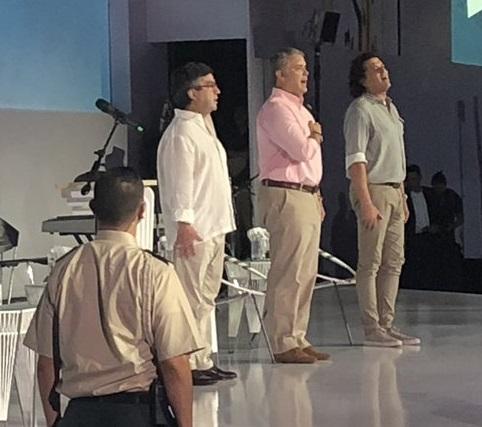Con Foromic en Barranquilla, el BID y Duque buscan incluir emprendedores en temas llamados culturales. Se abren dos líneas de crédito