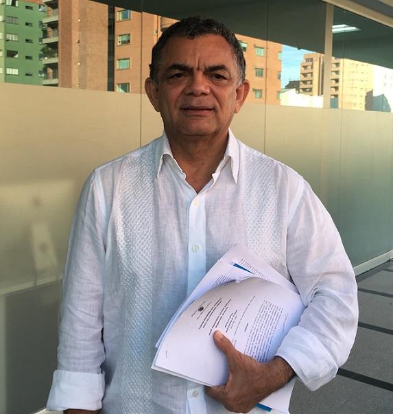 Ubaldo Enrique Meza, ex rector de la Universidad del Atlántico le gana proceso a Carrasquilla en la Corte Suprema de Justicia. Limpia su buen nombre