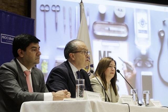 Procuraduría argumenta sus razones para la revocatoria de la venta de Cafesalud E.P.S