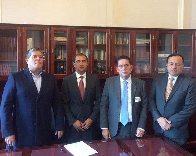 Senador Zabaraín y el representante José Luis Pinedo, radican proyecto para convertir al municipio de Aracataca en Distrito Literario y Cultural Histórico
