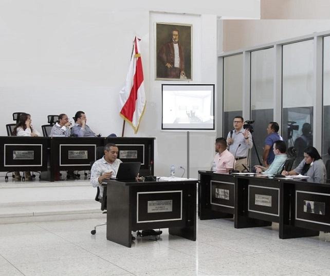 Asamblea autoriza a Verano para que con vigencias futuras invierta en el rescate el CARI mental Salud, Seguridad y Medio ambiente