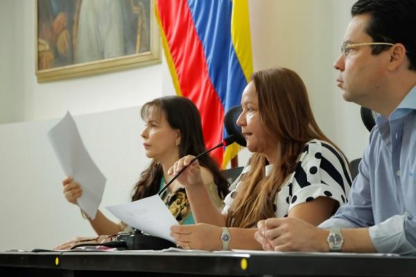 Este lunes, Desarrollo Económico, Cultura y Asuntos Étnicos presentaron informe presupuestal ante la Asamblea del Atlántico. Hoy martes Sesión Ordinaria