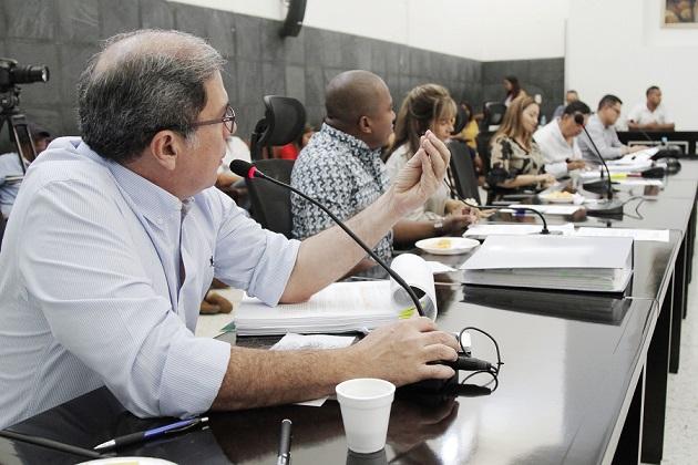 Diputado Jorge Rosales denunció el abandono en que se encuentra la Casa Museo Julio Flórez
