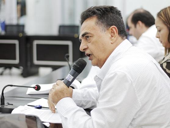 Con ponencia del diputado Juan Manotas, el Atlántico busca fortalecer los organismos de seguridad en el Atlantico