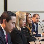 Senadora Claudia Castellanos radica proyecto para crear la ley de migración