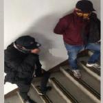 Estudiantes y otros encapuchados se tomaron la sede del Ministerio del Interior en Bogotá