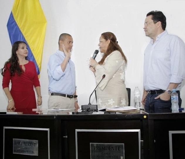 Asamblea del Atlántico eligió a Jorge Mario Camargo Padilla como su Secretario General 2019