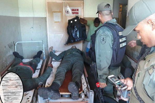 Militares venezolanos se enfrentan en su territorio contra el ELN: 4 militares de la GNB asesinados. 10 heridos y 3 guerrilleros capturados