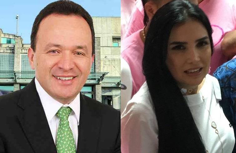 Inició el juicio contra Aida Merlano en la Corte Suprema, y fue suspendido de inmediato por falta de garantías y recusación presentada por la defensa