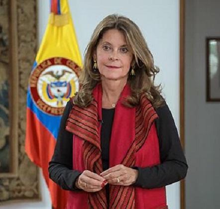 Eliminar todas las formas de violencia contra la mujer, pide la Vicepresidenta Martha Lucía Ramírez