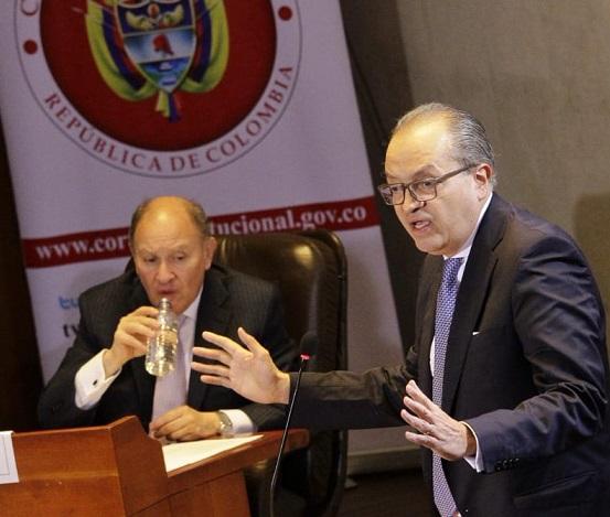 Un nuevo CONPES que asegure el financiamiento real de la política pública de atención a víctimas, pidió el Procurador