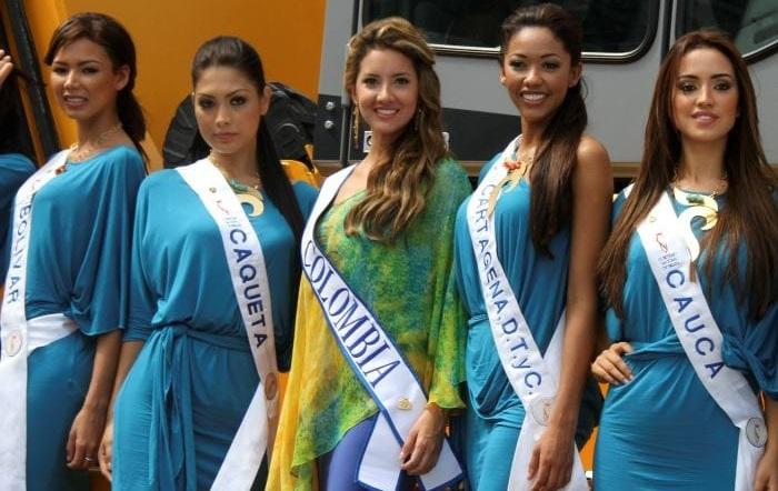 Esta noche se elige a la señorita Colombia. Transmisión en directo desde Cartagena por el Canal Telecaribe