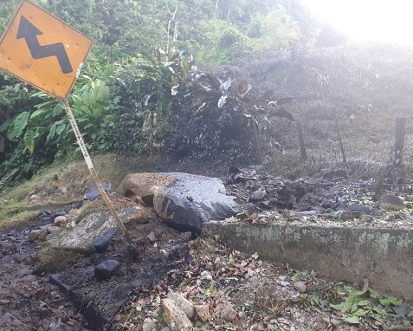 Atentado No 79 contra el Oleoducto Caño Limón Coveñas, en zona rural de Toledo, en Norte de Santander