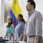 Pasan a la firma del Gobernador 5 ordenanzas bajo el liderazgo de la presidente Lilia Manga Sierra: Autorizan $9.400 millones para el Cari Mental y $10.800 millones para infraestructura física de 4 hospitales de 4 municipios