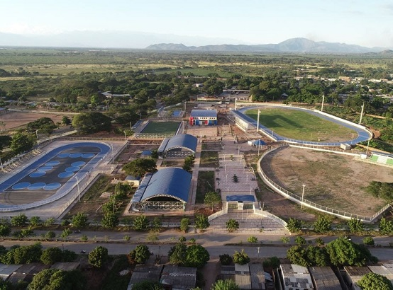 Con presencia de El pibe Valderrama, gobernador Franco Ovalle inaugurará el Complejo Deportivo de Alto Rendimiento en Codazzi, Cesar