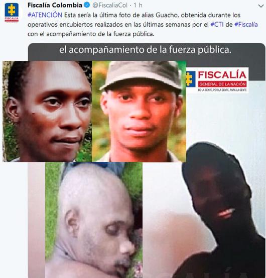 Surgen muchas dudas con la presunta caída de alias Guacho
