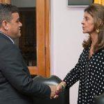 Nuevo alcalde de Riohacha refrenda el Pacto por la ciudad liderado por la Vicepresidenta de la República