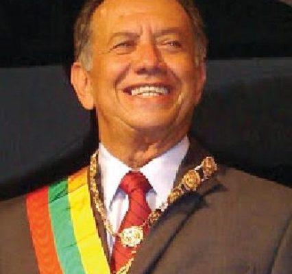 Fallece el gran líder político, y tres veces alcalde de Cartagena, Nicolás Curi Vergara
