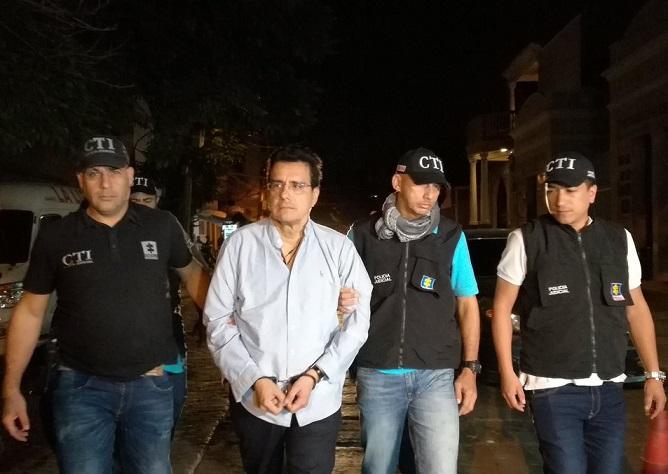 Ex columnista de la Revista Semana y ex rector de la Autónoma durmió su primera noche en la cárcel El Bosque
