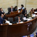 Senado pidió a la Corte Suprema de Justicia investigar al magistrado Gustavo Malo