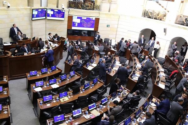 Desde este martes de 5 de febrero el Congreso en sesiones extras para estudiar Plan Nacional de Desarrollo