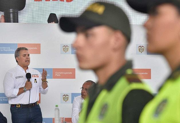 Duque Pide Al Régimen Castrista La Entrega De Los Miembros Del ELN Que Están En Ese País Para Juzgarlos