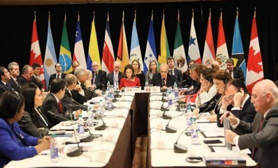Grupo de Lima condenó la detención arbitraria de que fue objeto Juan Guaidó, Presidente de la Asamblea de Venezuela