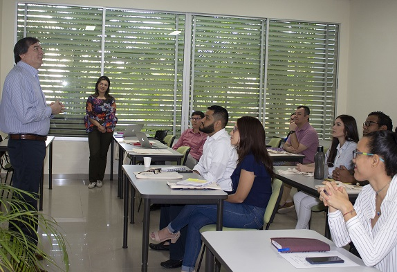 UTB pionera en el país, del proyecto piloto para estudiantes de intercambios