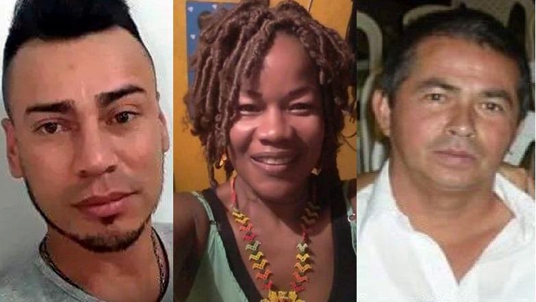Tres líderes sociales asesinados en menos de 10 días. En Cartago, Tumaco y El Peñol.