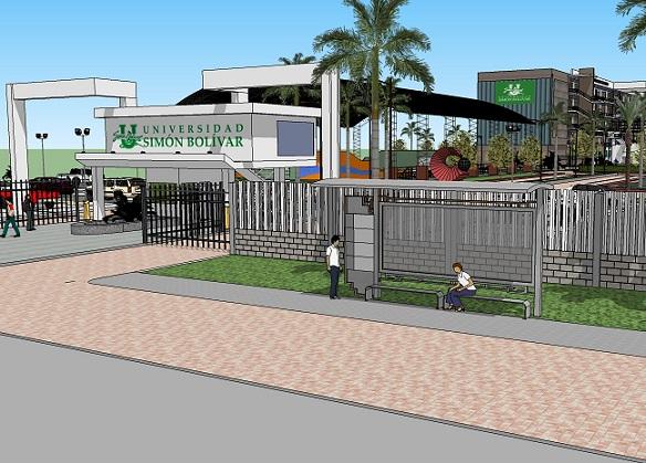 Unisimón tendrá una nueva sede en Puerto Colombia