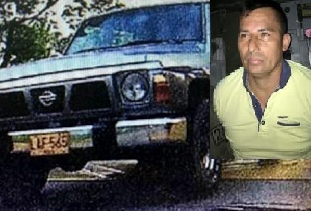 General Atehortúa y Fiscal Martínez aseguran que pruebas de Síjín y CTI, indican que alias Chaco mintió, fue él quien trajo desde Arauca el Nissan que usó José Aldemar Rojas para el atentado en la Escuela General Santander