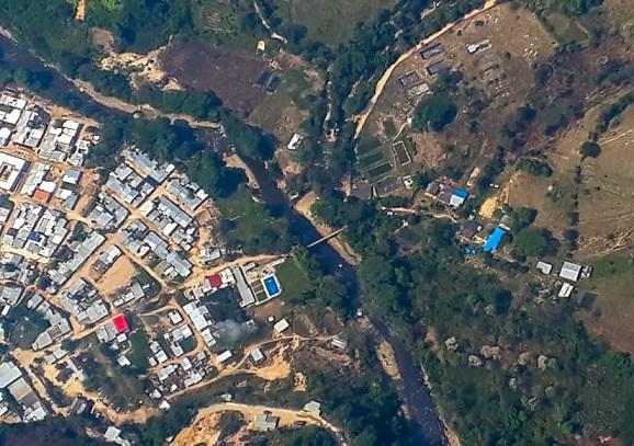 Atentado en Teorama: No es un tubo roto, son miles de hectáreas contaminadas y comunidades afectadas. En 2019 ya van 8 ataques terroristas contra la infraestructura petrolera