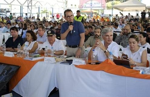 Minagro invertirá $1.300 millones, para un Centro de acopio pesquero en Coveñas