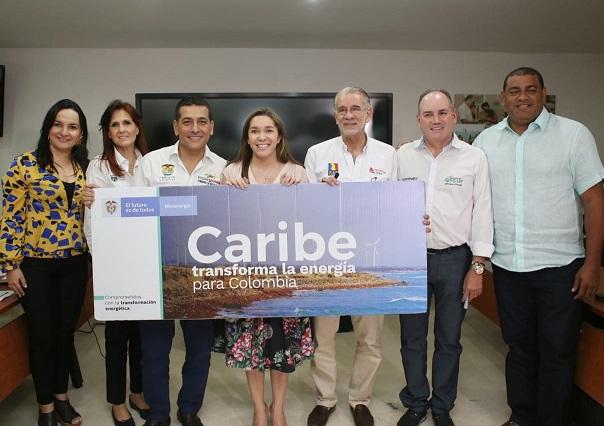 Gobernadores de la Costa Caribe firmaron Pacto por la Transformación Energética