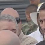 Así fue la travesía de Juan Guaidó para llegar a Cúcuta al concierto solidario Aid Live Venezuela