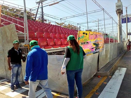 Distrito de Barranquilla alerta por ventas de palcos del Carnaval que no cuentan con permisos