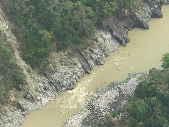 Inicia operativo por parte de Procuraduría para verificar el daño ambiental causado por el cierre de la segunda compuerta de Hidroituango
