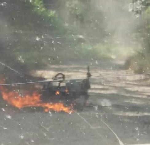 Dos militares heridos en atentado terrorista contra el alcalde de Saravena Arauca, quien resultó ileso, junto con un representante a la Cámara del Centro Democrático