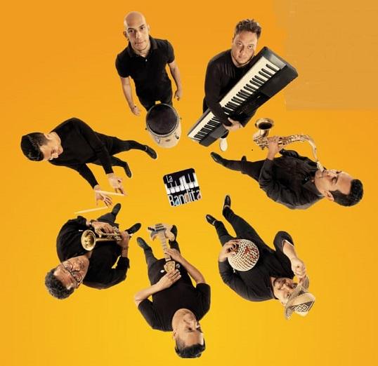 La Bandita, presenta su latin jazz en Unicosta